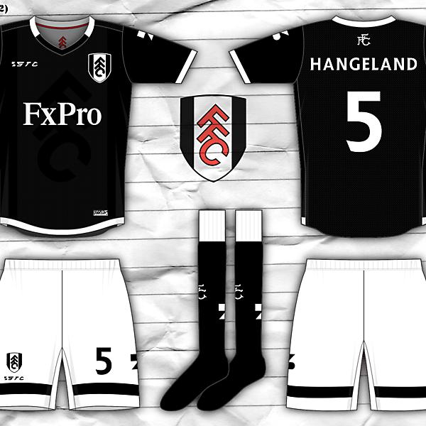 Fulham FC (Premier League - England) third kit
