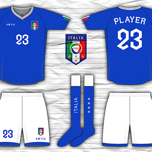 Italy - fantasy home