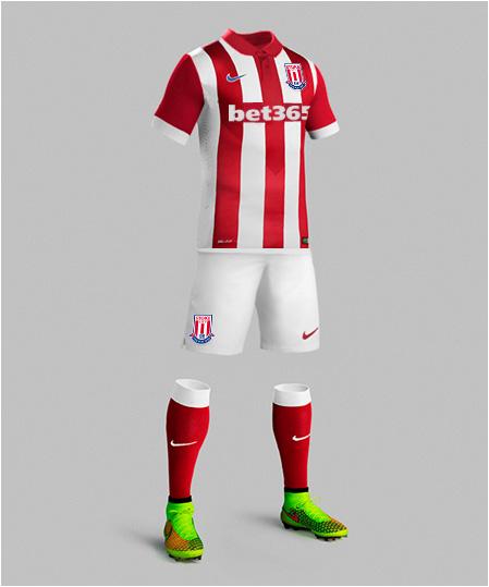 Stoke City by Nike
