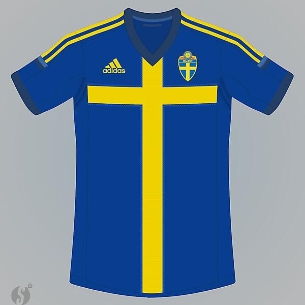 Suecia Away