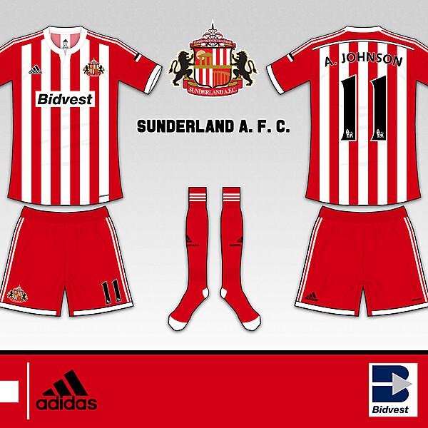 Sunderland A.F.C. Home