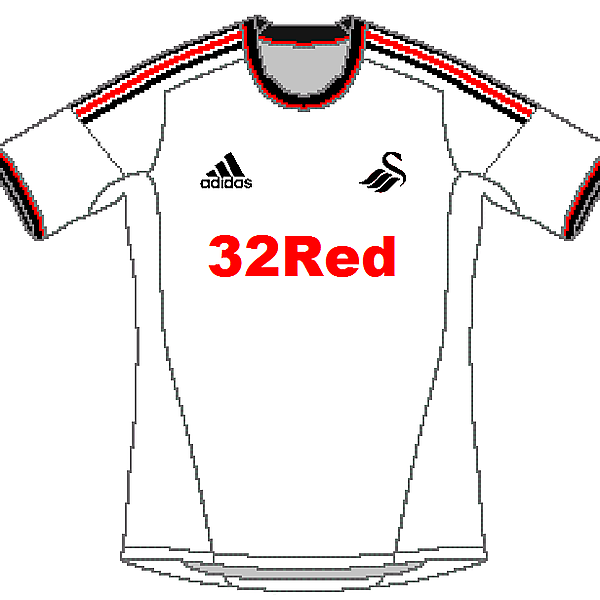 Swansea Adidas Home