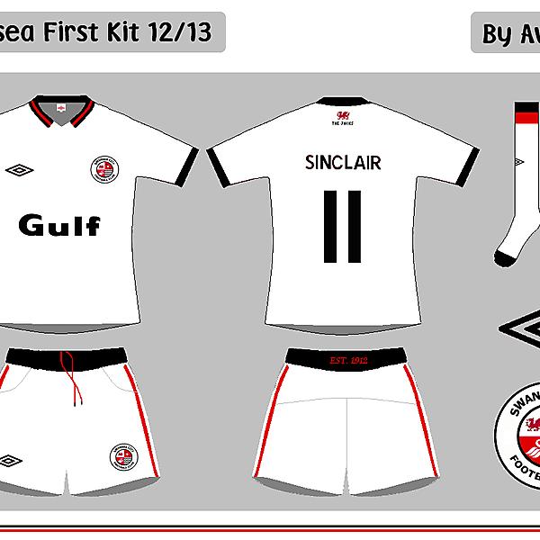Swansea First & Change Kits