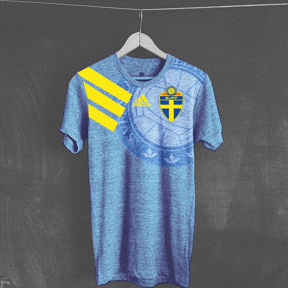 Sweden Away 2017