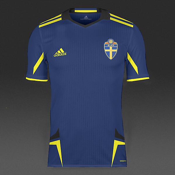 Sweden Away Kit Condivo 16