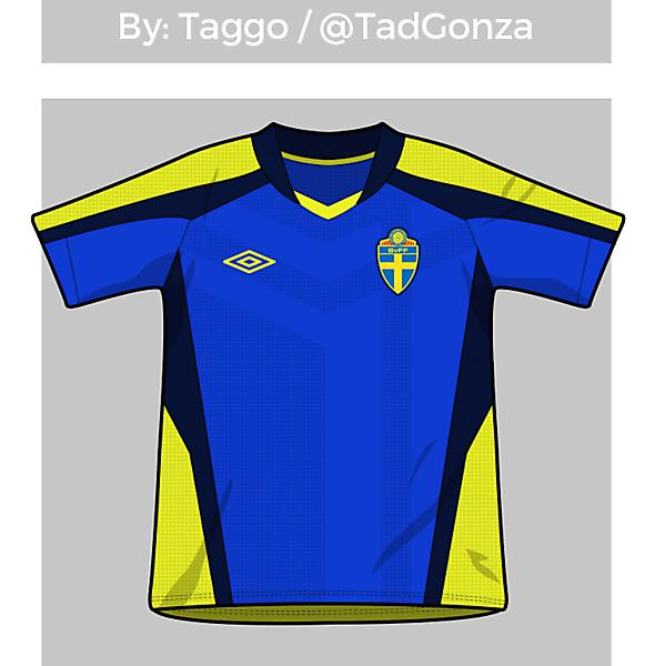Sweden Umbro Away