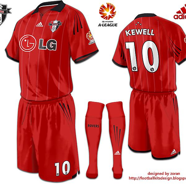 Sydney Rovers FC  Third kit Alternative