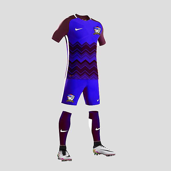 thailand football kit 2016 designer prakrit