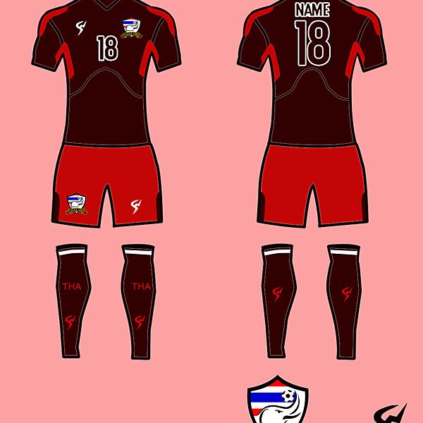 Thailand Kits Away 2017