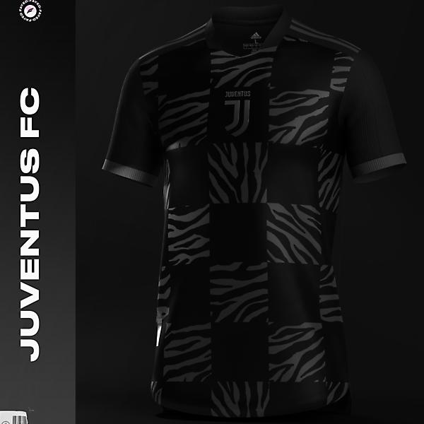 Third Concept Kit  X JuventusFC