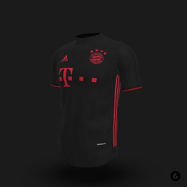 Third Kit Concept Bayern Munchen