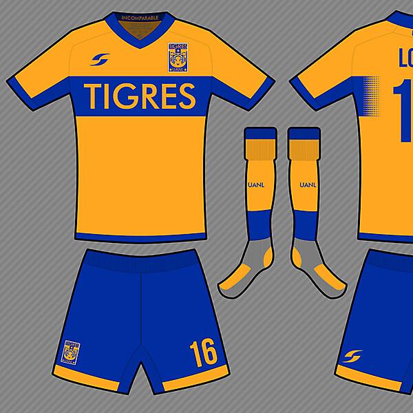 Tigres UANL Home Shirt