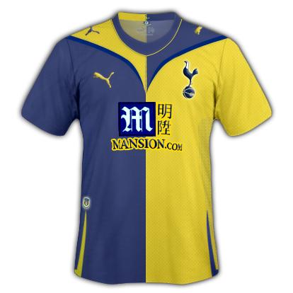 Tottenham 09/10 Special Kit