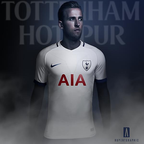 Tottenham - kit Rumors