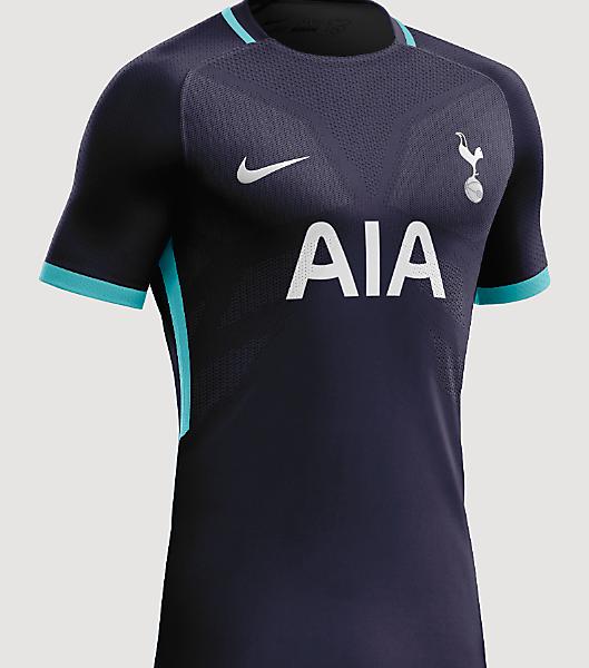 Tottenham Away Shirt 2018/2019