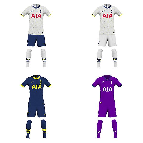 Tottenham full fantasy GDB 19/20