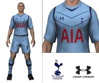 Tottenham Hotspur 2014/15 Third Kit