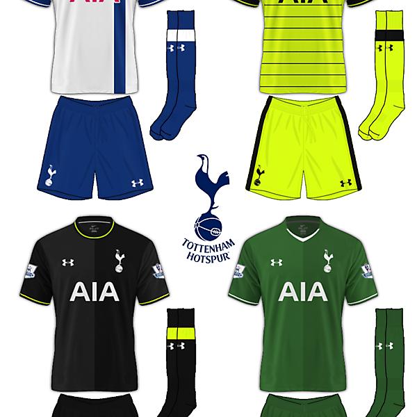 Tottenham Hotspur Under Armour