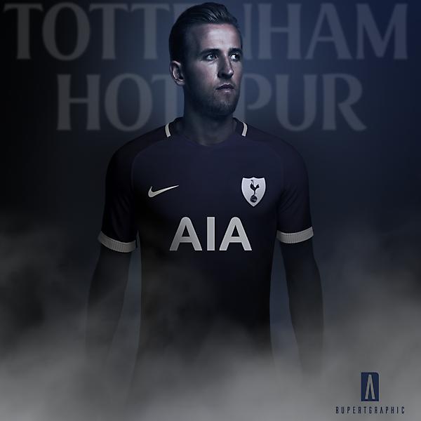 Tottenham Hotspurs - Nike kit 2017/18