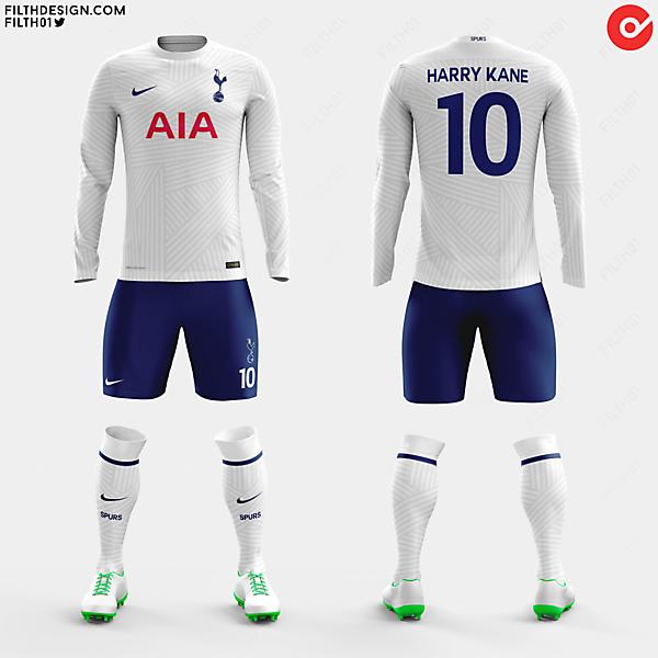 Tottenham x Nike | Home Kit
