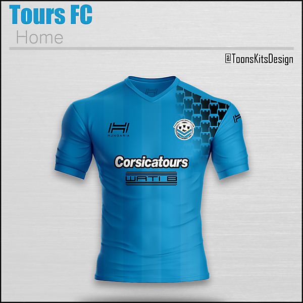 Tours FC Home