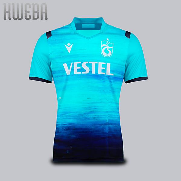 Trabzonspor - away kit