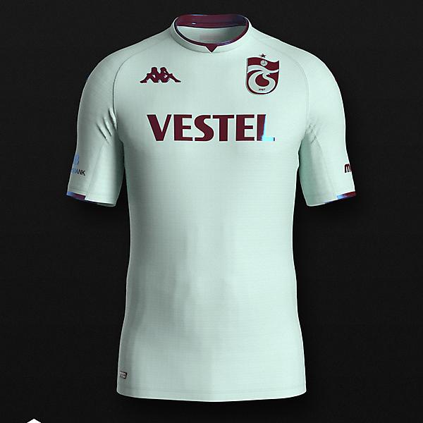 Trabzonspor Away x Kappa Kombat Pro