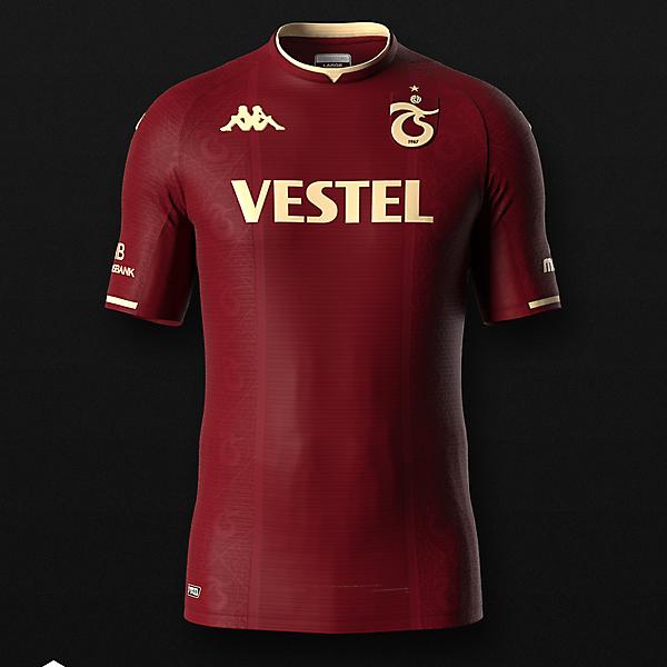 Trabzonspor Third x Kappa Kombat Pro