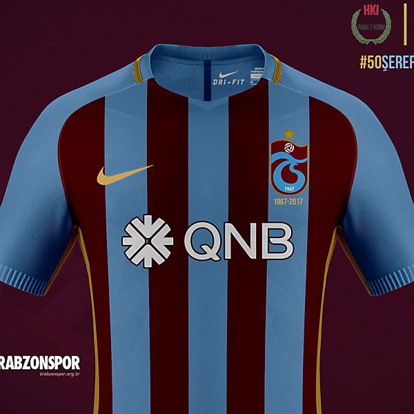 Trabzonspor x Nike Concept Home Kit