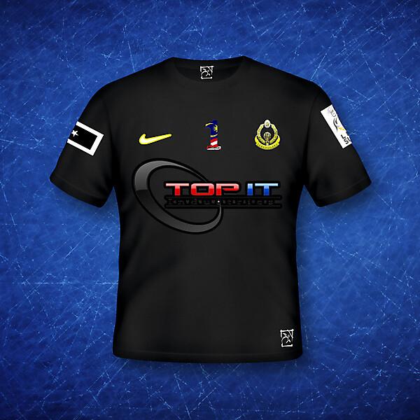Terengganu FA 11/12 Away Fantasy Kit