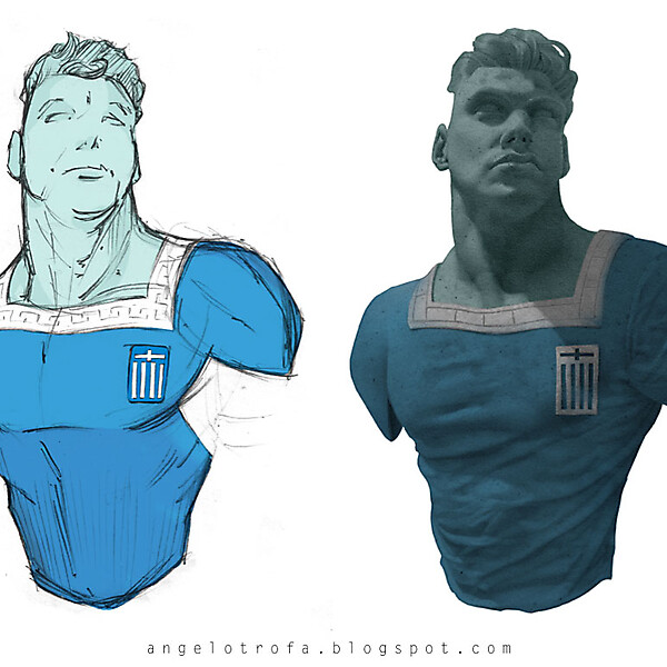 Greece Concept - Fabio Paolucci Callabo