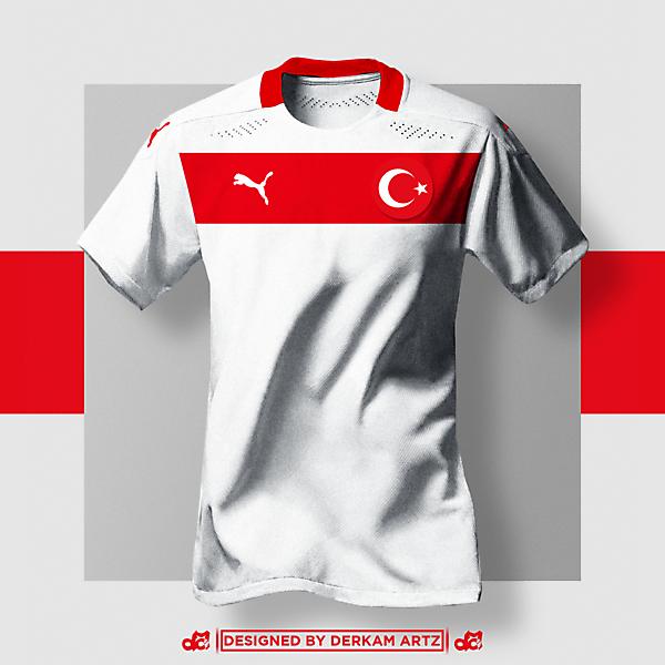 Turkey x Puma - Home Kit