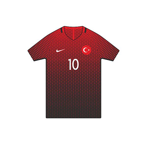 Turkey • Euro 2016