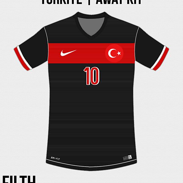 Turkiye Away