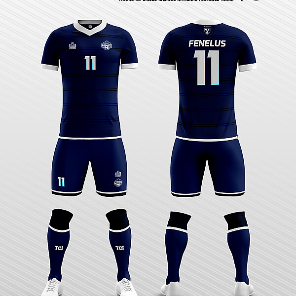 Turks and Caicos Islands MNFT Home Kit