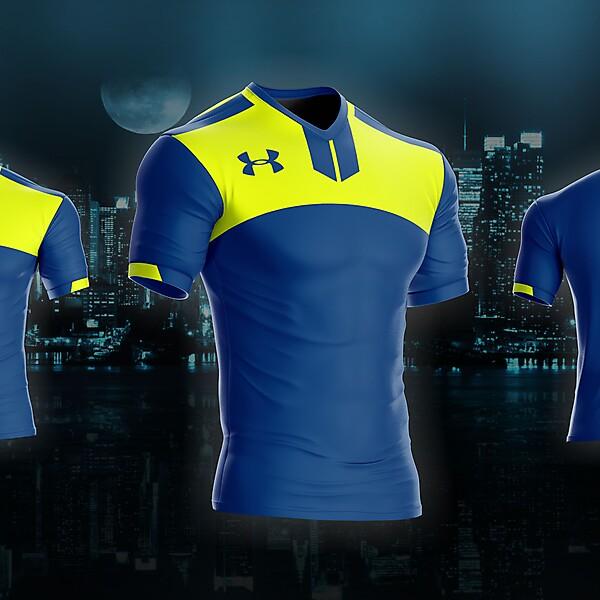 UA Training Shirt (2017-18)