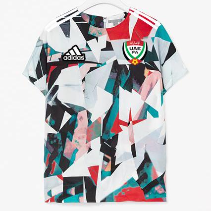 UAE jersey 2017