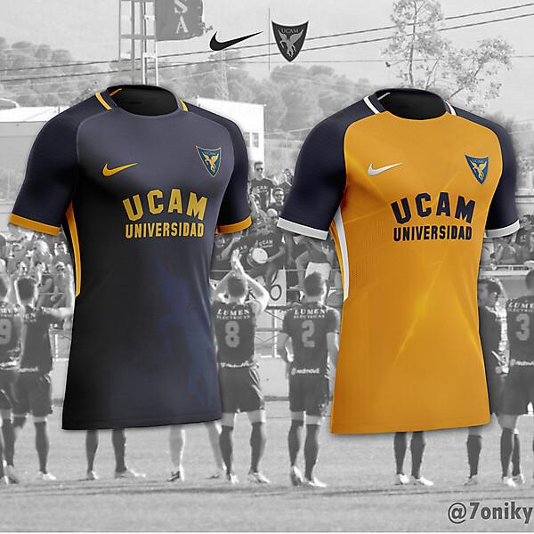 UCAM Murcia by Nike