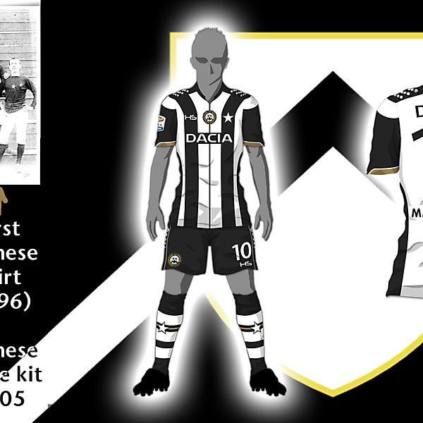 Udinese Home kit