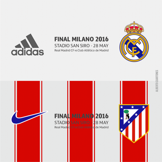 UEFA Champions League™ 2016 Final Printings