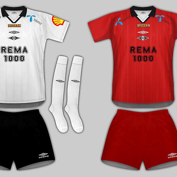 Rosenborg - Umbro
