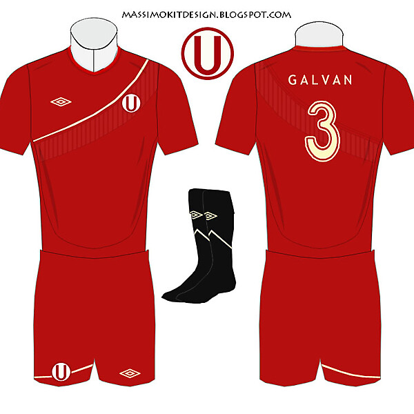 Universitario Away
