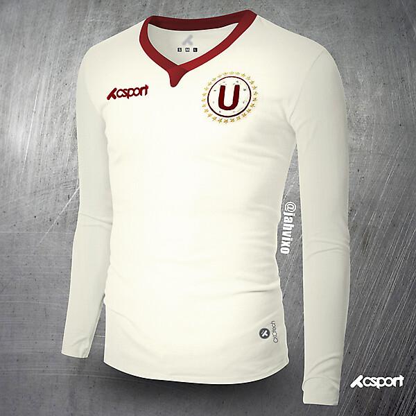 Universitario Classic Jersey