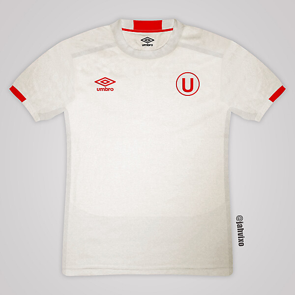 Universitario Umbro football jersey  2017