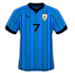 Uruguay (Confederations Cup) Puma Home