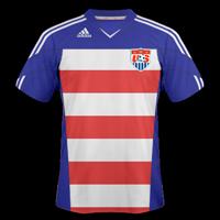 USA Adidas Away Concept