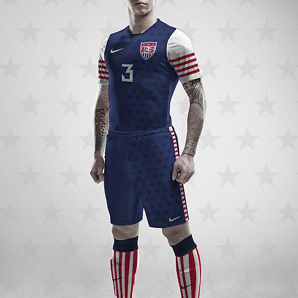 USA Away