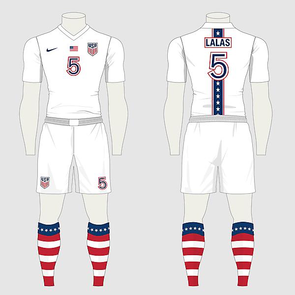 USA home kit