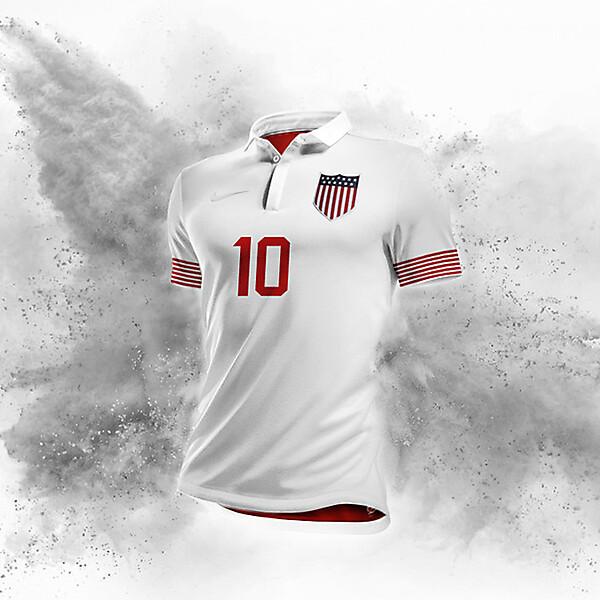 USA Home Kit Concept
