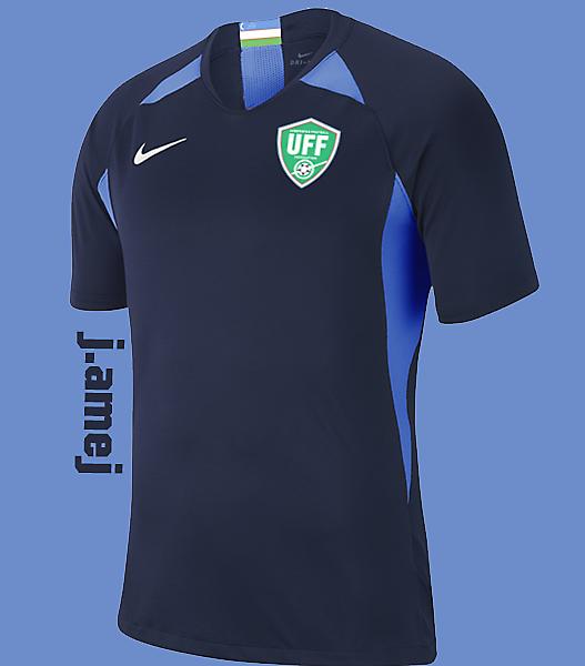 Uzbekistan Nike 2019